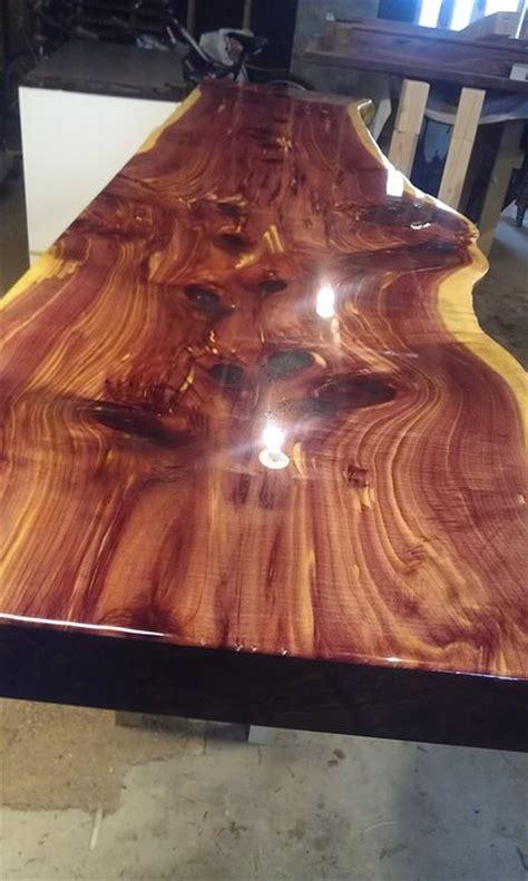 cedar bar top cedar furniture lodge lumberjockscom