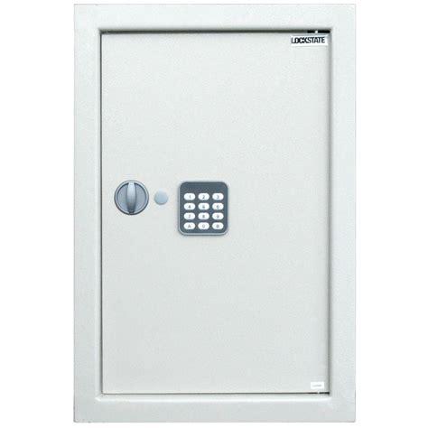 outdoor ls home depot lockstate digital lock wall safe ls 52en the home depot