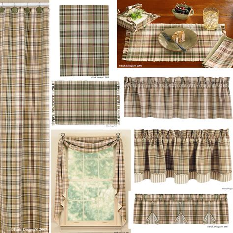 discontinued park design curtains park designs thyme collection