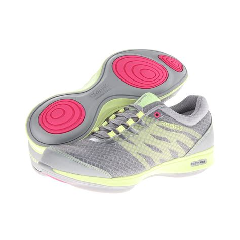 reebok women s easytone essential ii sneakers athletic