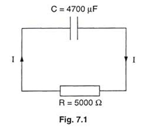 capacitor resistor circuit style questions s cool the revision website