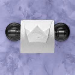 Fancy Toilet Paper Folds - simple toilets and on