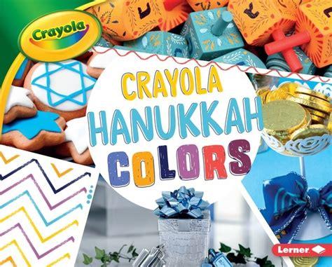 hanukkah color crayola 174 hanukkah colors