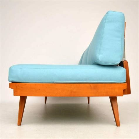 Retro Modern Daybed Sofa by Retro Sofa Daybed By Wilhelm Knoll Vintage 1950s At 1stdibs