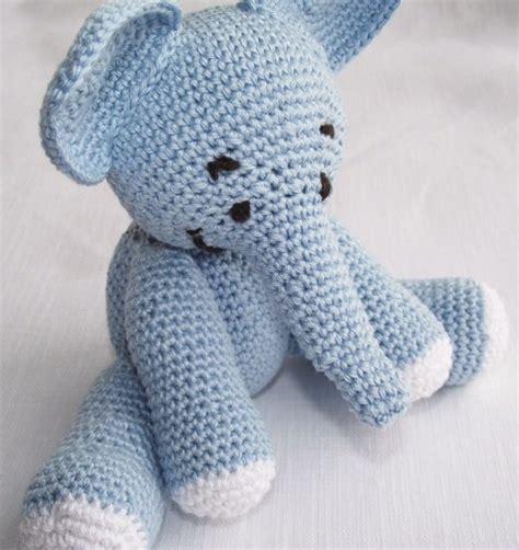 pattern crochet animal amigurumi pattern crochet elephant animal crochet