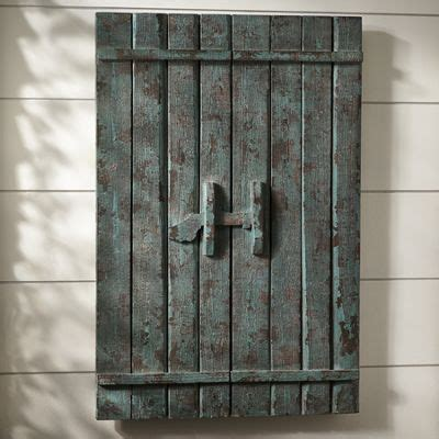 Barn Door Wall D 233 Cor From Through The Country Door 42493 Barn Door Decor