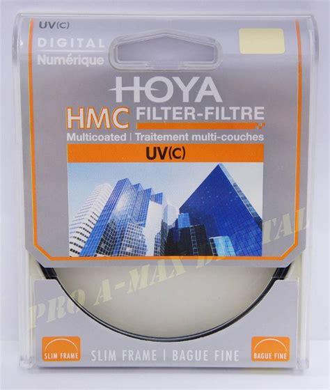 Hoya Uv Hmc Slim Frame 49mm Original Grosir hoya 37mm slim frame digital hmc uv c multi coated mc 37 mm filter ebay