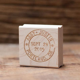So perfect for invites! Custom Postmark Wedding Date Stamp