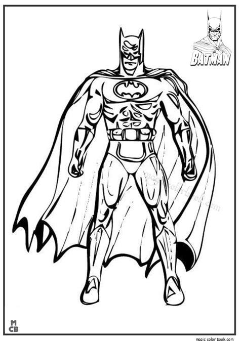 coloring page batman batman coloring pages