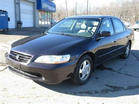 manual cars for sale 1998 honda accord lane departure warning 1998 honda accord for sale carsforsale com 174