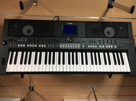 Keyboard Yamaha Psr S650 Bekas yamaha psr s650 image 1455752 audiofanzine