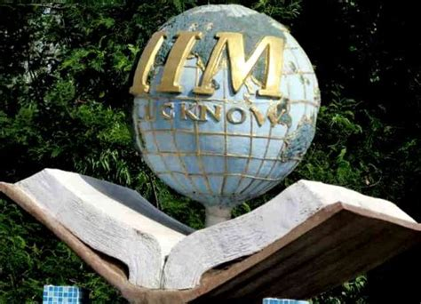 Iim Lucknow Part Time Mba by Indian Institute Of Management Iim Lucknow You