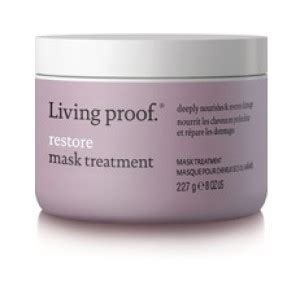 Detox Reset Mask by Living Proof Restore Mask Treatment Free Shipping