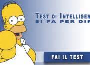 test per intelligenza quiz test