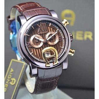 Alexandre Christie 6364mc Original Jam Tangan Pria Kulit harga aigner bari a37512 original jam tangan pria