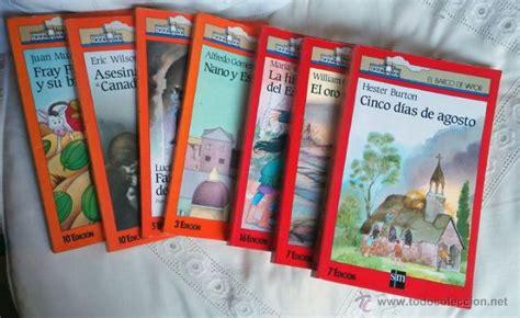 lote 7 libros barco de vapor editorial sm comprar - Barco A Vapor Libros