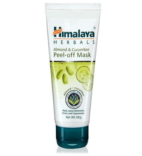 Face Planters by Himalaya Almond And Cucumber Peel Off Mask 100 Gms Pack Of
