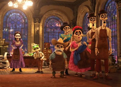 coco land of the dead new coco trailer offers a better look at the land of the