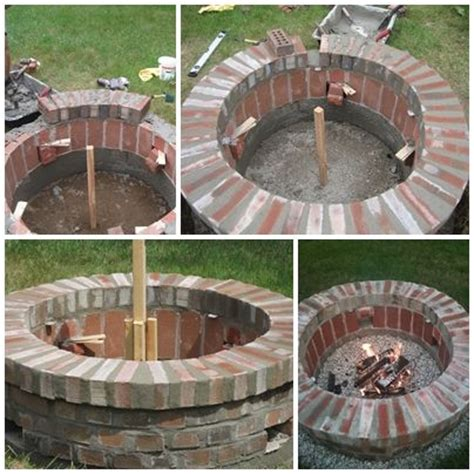 Diy Brick Pit Tutorial Pit Design Ideas 25 Best Ideas About Brick Pits On Pits Square Pit And Pits