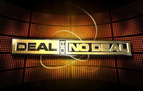 Deal Or No Deal Game Theory Strategies Deal Or No Deal