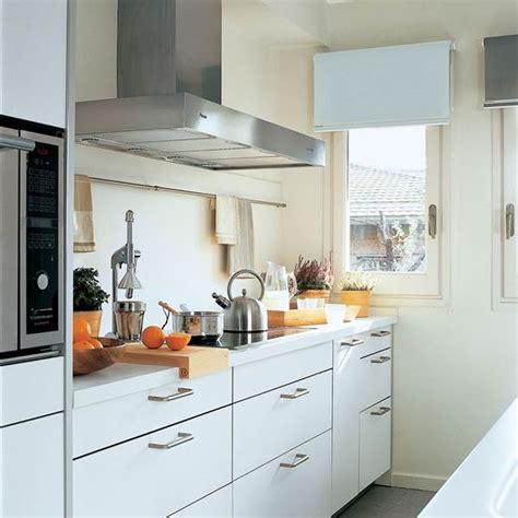 15 fotos de cocinas peque 241 as bien aprovechadas - Cocinas Pequenas