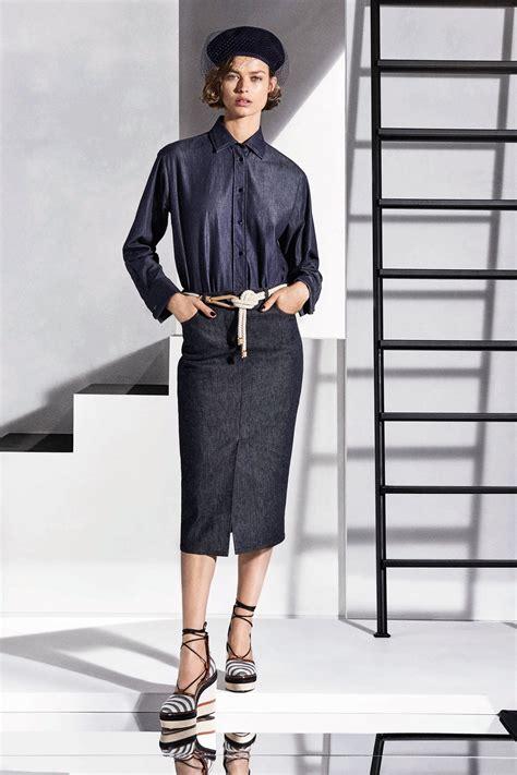 Fashion Maxmara 1160 max mara resort 2018 collection vogue