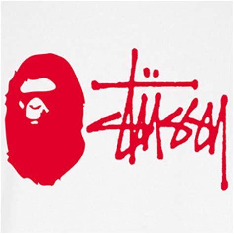 Bape Logo Tiedye stussy shirts related keywords suggestions stussy