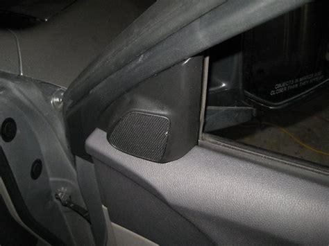 Remove Door Panel Honda Accord 2008 Remove Interior Door