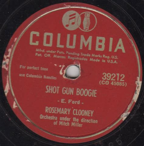 rosemary clooney beautiful brown eyes rosemary clooney shot gun boogie beautiful brown eyes