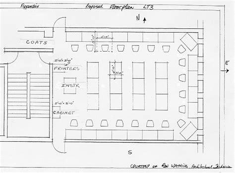 computer lab floor plan complete computer furniture plans furniture design plans