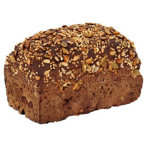 gail s bakery american pumpernickel bread 400g from ocado