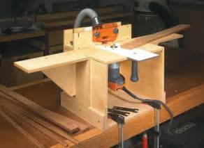 tools jigs fixtures woodsmith plans router woodworking