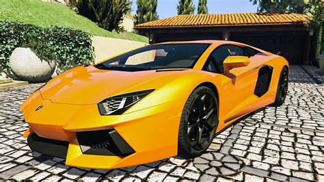 Where Is The Lamborghini In Gta 5 Lamborghini Aventador Lp700 4 Sur Gta 5 Gta V Pc Mods