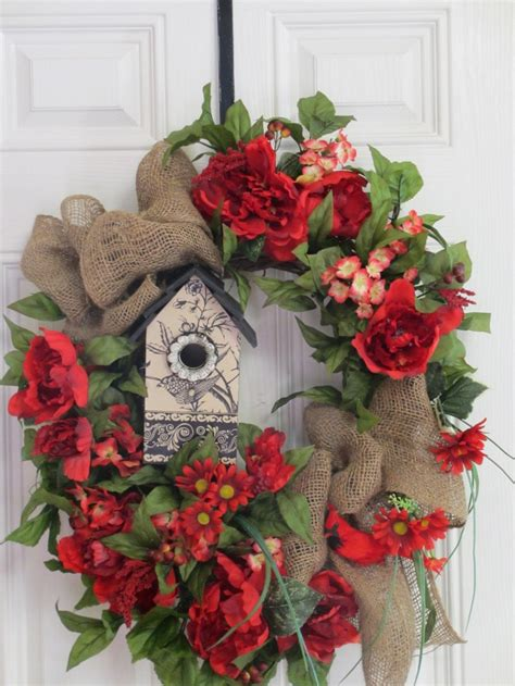 summer wreaths for front door front door wreath wreath s day wreath summer