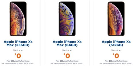 freedom mobile iphone xs iphone xs max pricing