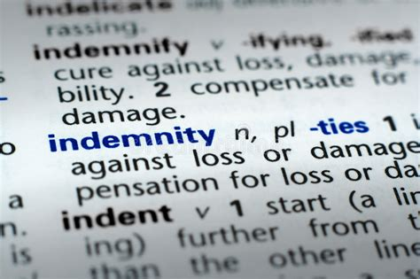 stock images definition definition of indemnity stock image image of decline