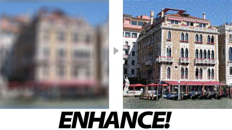 image enhancer csi like enhance software fixes unfocused