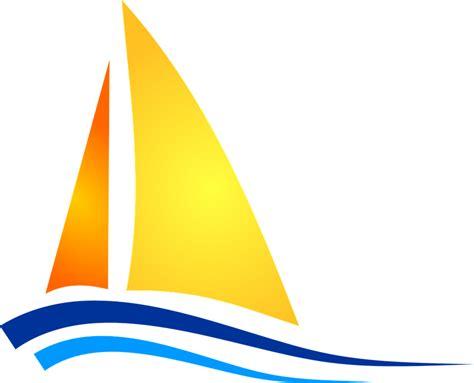 sailboat waves icon boat sailing 183 free vector graphic on pixabay