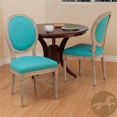 teal dining room chairs christopher knight queen anne oval back teal dining chairs