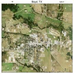 boyd map 4809748 aerial photography map of boyd tx