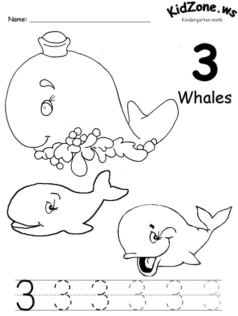 math animal coloring pages three themed number tracing pages ocean spring or farm