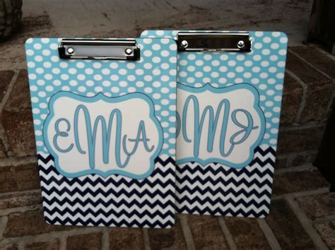 monogrammed desk accessories personalized clip board monogrammed desk accessories monogram