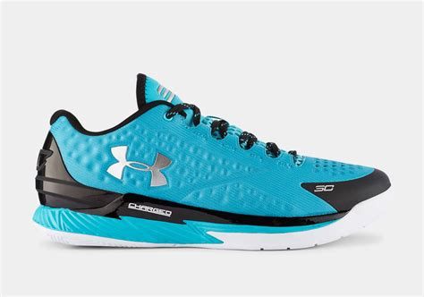 Curry One Armour Low Armour Curry One Low Panthers Sneaker Bar Detroit