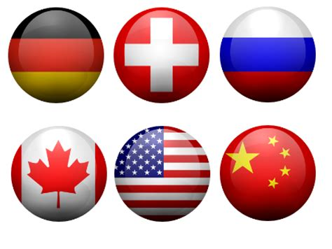 flags of the world download png 230 iso 3166 1 flags of the world button rounded style