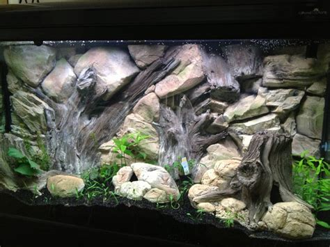 Akuarium Tangki By Loak Cb cool exle of aquarium decoration with our 3d root