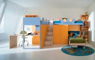 lit mezzanine pour enfants mezzanine lit enfant 287049