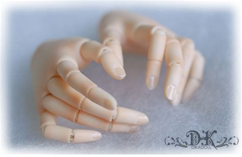 ball jointed doll jointed hands jointed dika doll bjd dolls accessories
