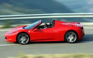 Pictures Of 458 Spider 2012 458 Spider Drive Motor Trend