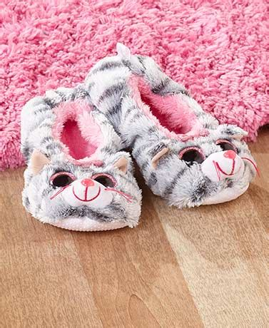 boo slippers ty 174 beanie boo slippers the lakeside collection