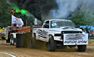 the race to 300 diesel truck pulling at its best